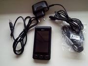 Продам сотовый телефон LG KP500