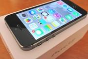 Новый iPhone 5S Черный плюс Подарки