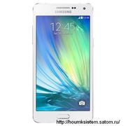 Смартфон Samsung Galaxy A5 SM-A500F White ( аб новый,  в коробе )