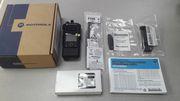 Новые рации Motorola DP4601E